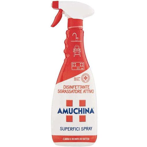 Immagine di Sgrassatore Superfici Spray Amuchina 750 ml
