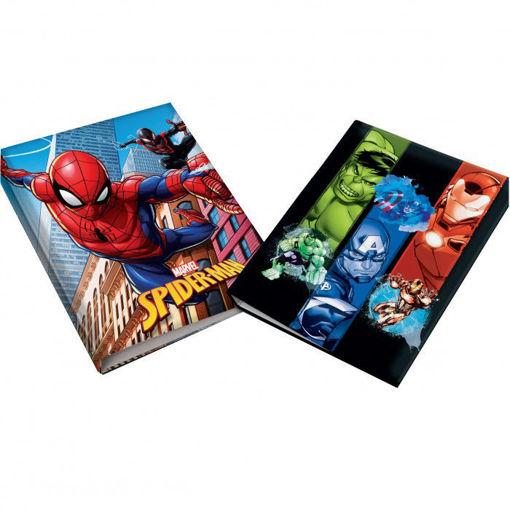 Immagine di Copertina ad Anelli A4 Spiderman 20