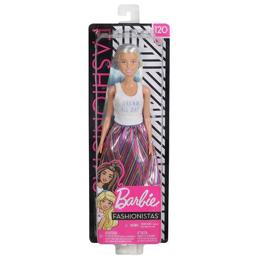 Immagine di Barbie Bambola 30 cm Fashionistas - 120