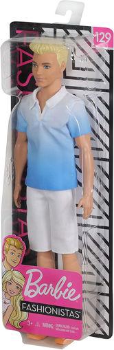Immagine di Ken Fashionistas - 129 - 30 cm Barbie