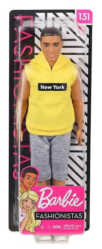Immagine di Ken Fashionistas - 131 - 30 cm Barbie