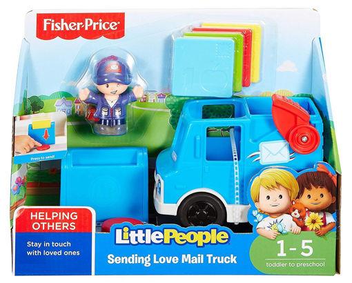 Immagine di Fisher-Price Little People Postino