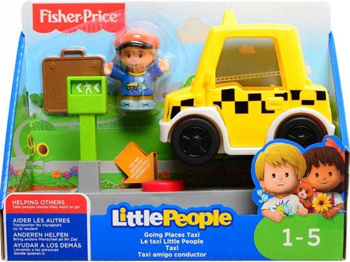 Immagine di Fisher-Price Little People Taxi