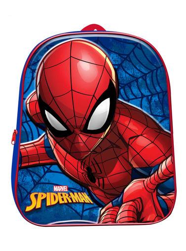 Immagine di Zaino Asilo 3D Spiderman Marvel