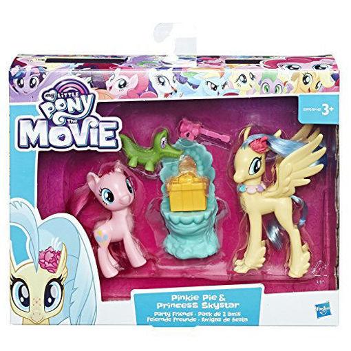 Immagine di Hasbro My Little Pony - Pinkie Pie & Principessa Skystar