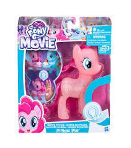 Immagine di My Little Pony Movimenti e Luci - Rosa