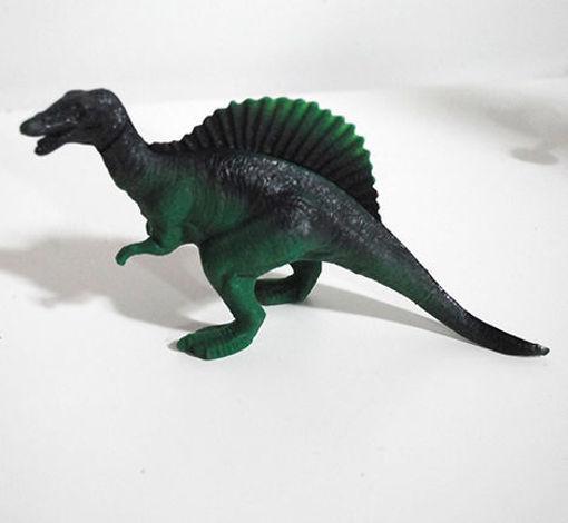 Immagine di Cake Topper Dinosauro - circa 11 cm - Spinosauro