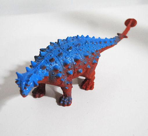 Immagine di Cake Topper Dinosauro - circa 11 cm - Silvisauro