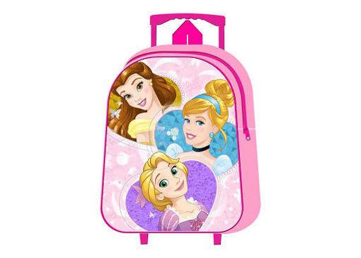 Immagine di Trolley Asilo Principesse Disney