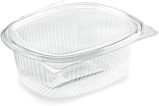 Immagine di Vaschetta in Pet Trasparente per alimenti 1000 cc 50 pezzi