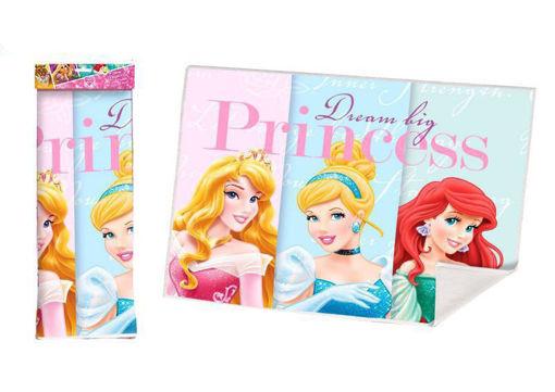 Immagine di Tovaglietta Colazione in Tessuto 30x40 cm Principesse Disney