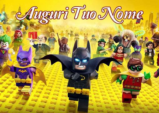 Immagine di Cialda per Torta in Ostia o Zucchero - Lego Avengers (lego004)