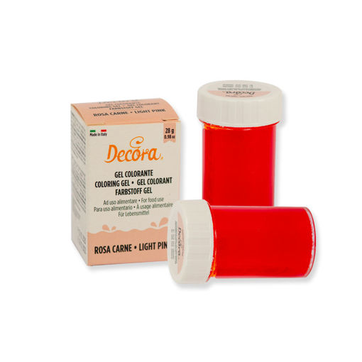 Immagine di Decora Gel Colorante 28 grammi Rosa Carne