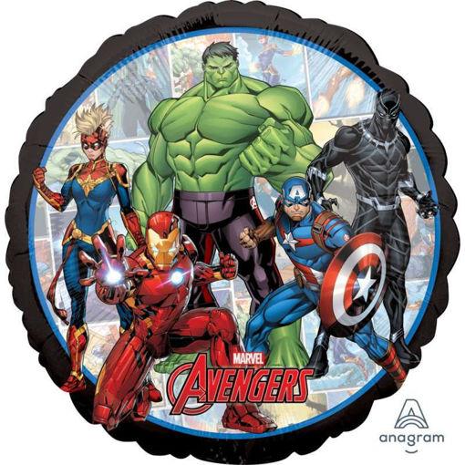 Immagine di Palloncino Mylar 43 cm Avengers Power Unite
