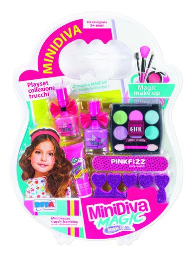 Immagine di Minitrousse MiniDiva Magic Make Up