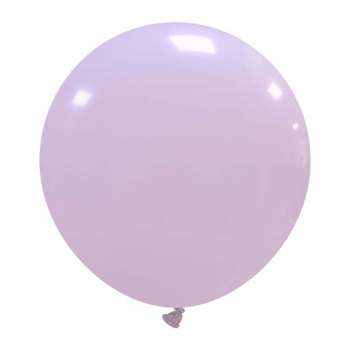"Immagine di 5 Palloncini in Lattice Lilla 19"" 48 cm"