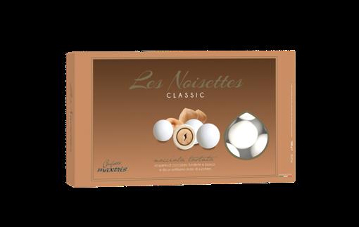 Immagine di Confetti Les Noisettes Bianco 1 kg