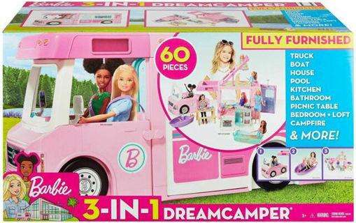 Immagine di Barbie Camper dei Sogni