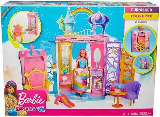 Immagine di Barbie Castello Arcobaleno