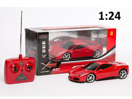 Immagine di Ferrari Radiocomandata 1:24 488 GTB
