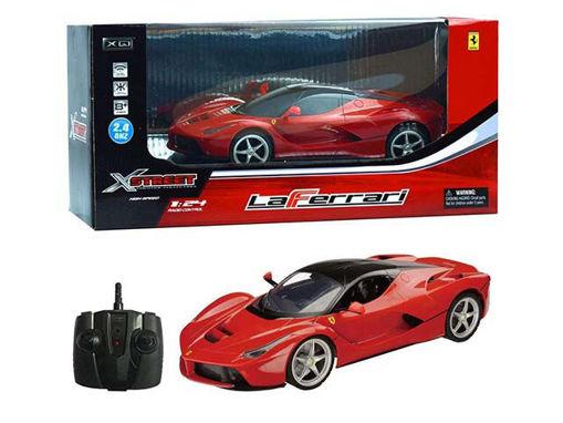 Immagine di Ferrari Radiocomandata 1:24 La Ferrari