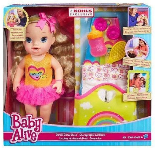 Immagine di Hasbro Baby Alive Ballerina con Accessori Inclusi
