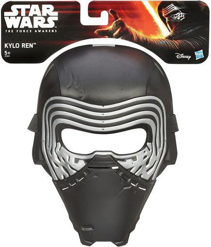Immagine di Hasbro Maschera Star Wars - Kilo Ren