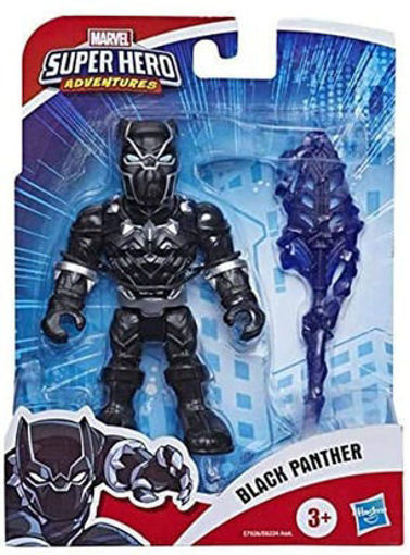 Immagine di Hasbro The Avengers Marvel Super Hero Black Paneher 13 cm