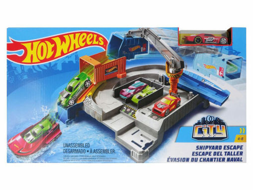 Immagine di Hot Wheels City Play Set