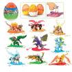 Immagine di Mattel Breakput Beasts - Dinosauri con Slime
