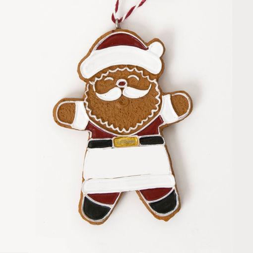 Immagine di Pendente Babbo Natale - Generico