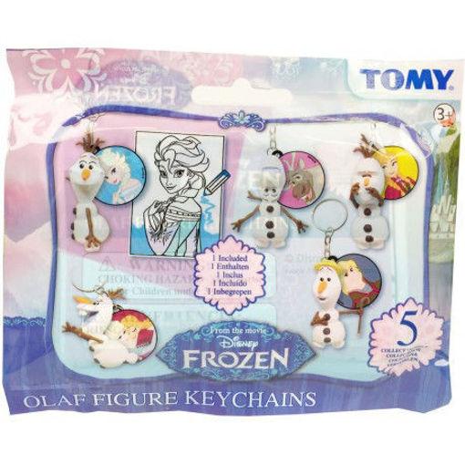 Immagine di Portachiavi Frozen Olaf - modelli assortiti