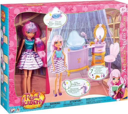 Immagine di Regal Academy Playset Bambola Salone di Bellezza