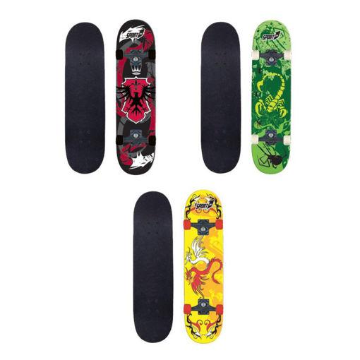 Immagine di Skateboard Orion portata 50 kg