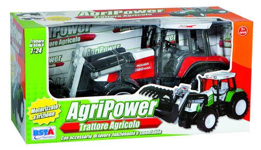 Immagine di AgriPower Trattore a frizione 1:24