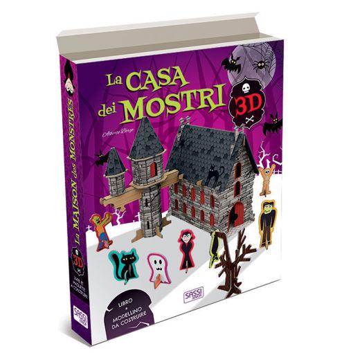 Immagine di La Casa dei Mostri 3D e Libro