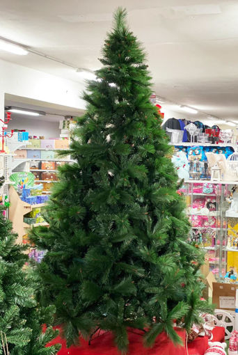 Immagine di Albero di Natale Avantgard 210 cm 1216 rami