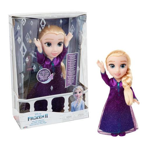 Immagine di Frozen 2 Bambola Elsa Cantante con Luci e Suoni