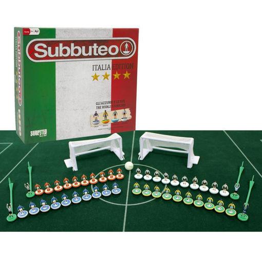 Immagine di Subbuteo Super Deluxe Italia con 4 squadre