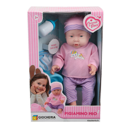 Immagine di Bebè Pigiamino Mio 40 cm