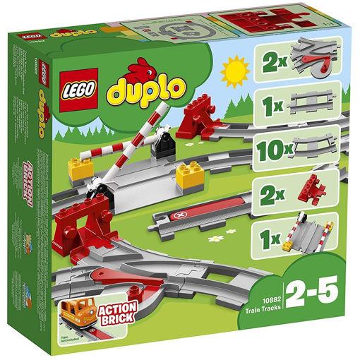 Immagine di Lego Duplo Binari Ferroviari
