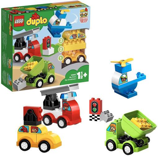 Immagine di Lego Duplo I Miei Primi Veicoli