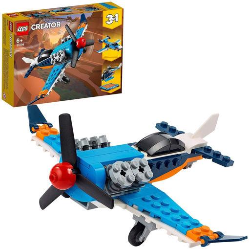 Immagine di Lego Creator Aereo a elica