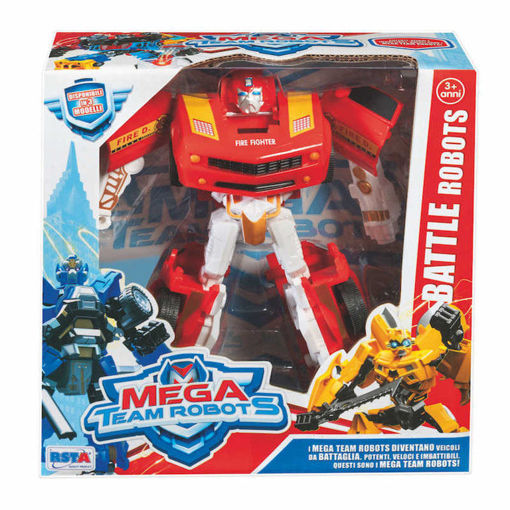 Immagine di Mega Team Robors Cars