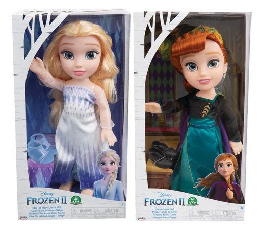 Immagine di Frozen 2 Anna & Elsa - Personaggio 35 cm