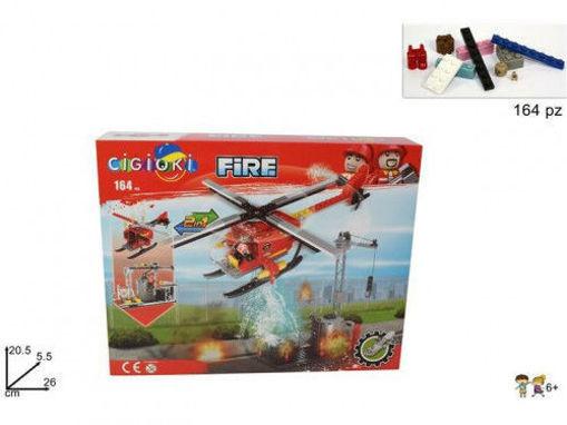 Immagine di Costruzioni Elicottero Pompieri