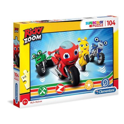 Immagine di Clementoni Puzzle Ricky Zoom 104 pezzi