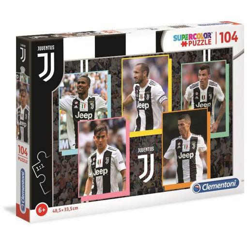 Immagine di Clementoni Puzzle Juventus 104 pezzi