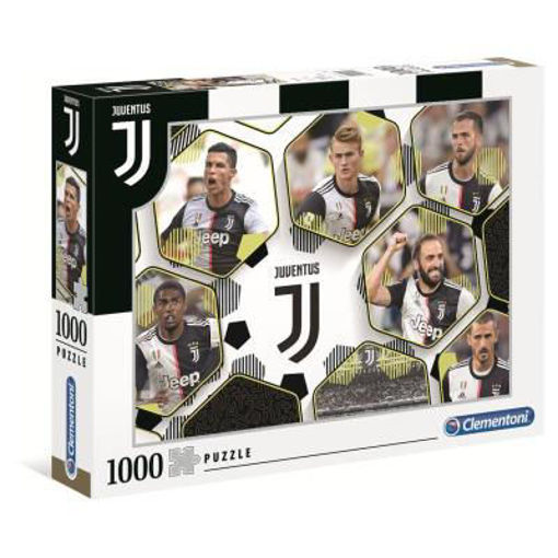 Immagine di Clementoni Puzzle Juventus 1000 pezzi