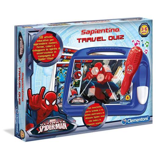 Immagine di Clementoni Sapientino Travel Spiderman